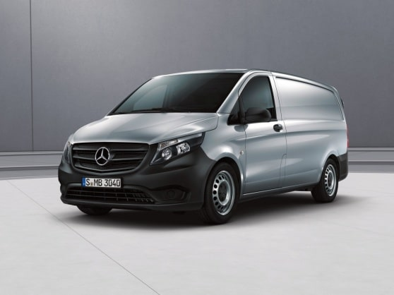 Mercedes-Benz Guides-appen for Vito