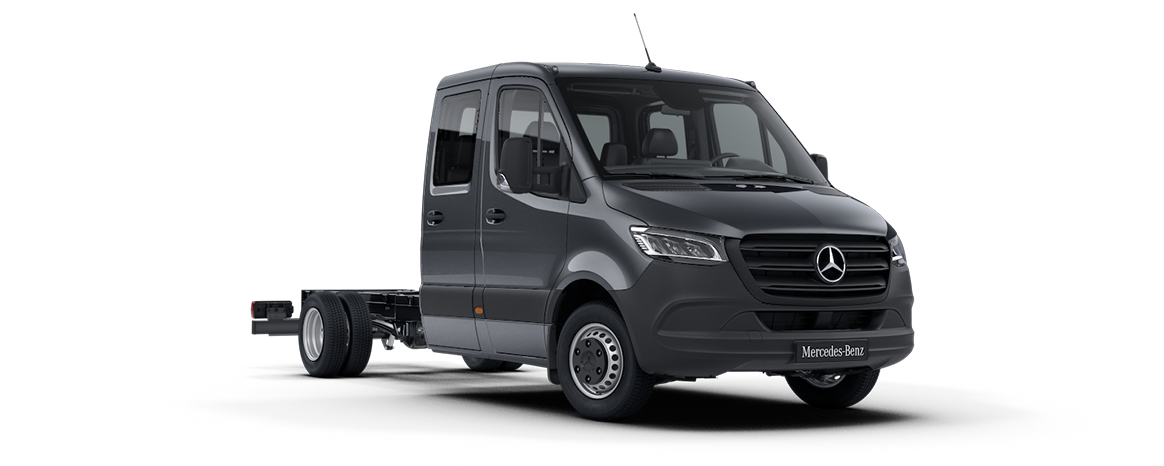 Sprinter chassis, selenite grey
