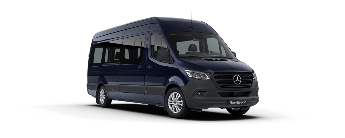 Sprinter Tourer, cavansite blue